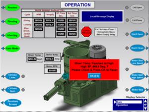 FM600L Mixer Controls