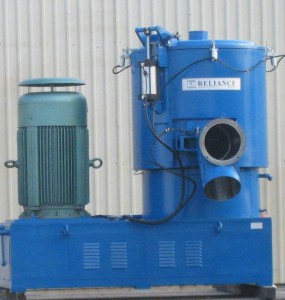 Rebuilt 800L Mixer
